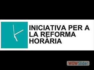 Iniciativa per a la Reforma Horaria